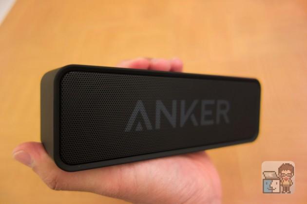 【レビュー】コスパ最高!24時間連続再生できるワイヤレススピーカー「Anker SoundCore」