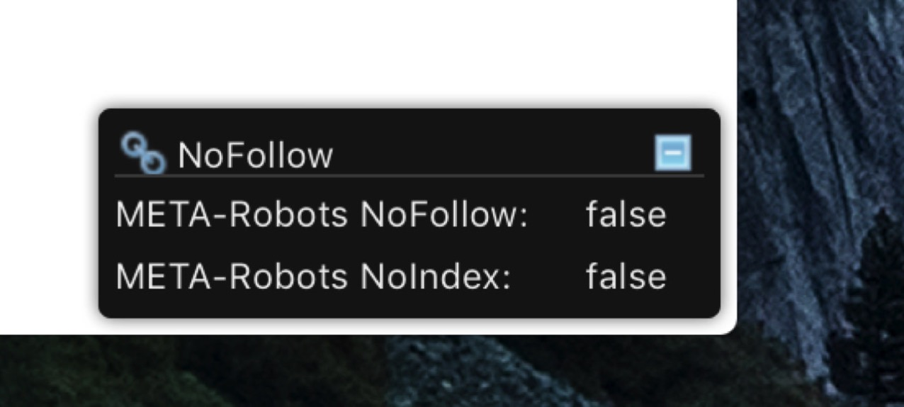 Nofollow noindex seo tool2