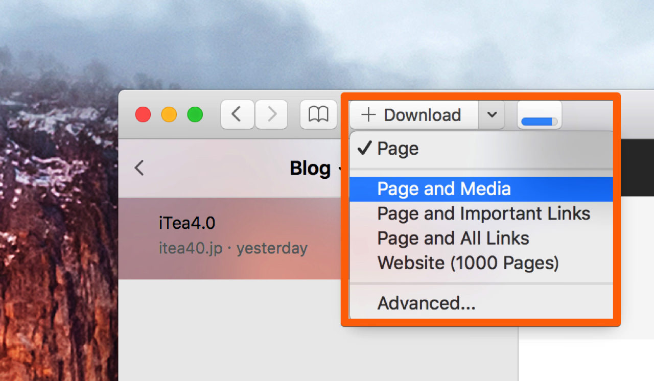 Offline pages pro2