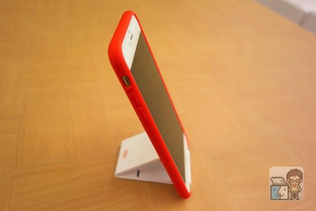 【レビュー】持ち運びも快適!超コンパクトな折りたたみ式 iPhoneスタンドが便利!