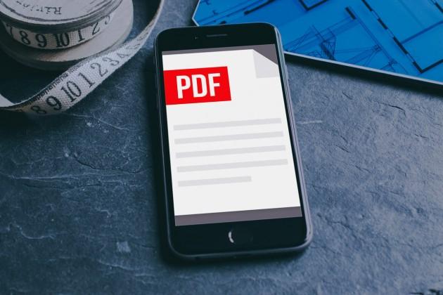 鬼便利!iPhoneアプリだけでパスワード付きPDFを作成する方法