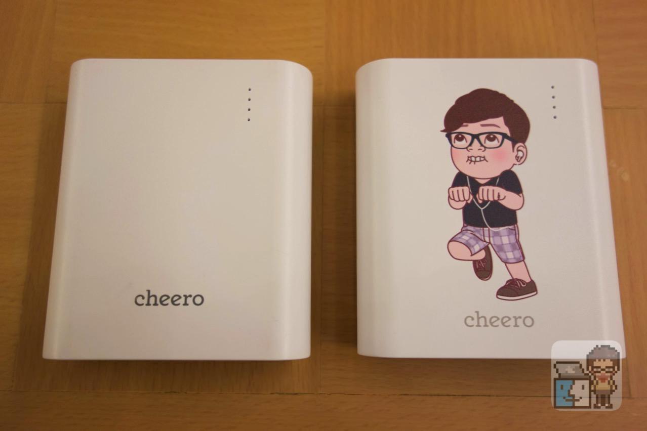 Cheero power plus 3 13400mah hikakin model5