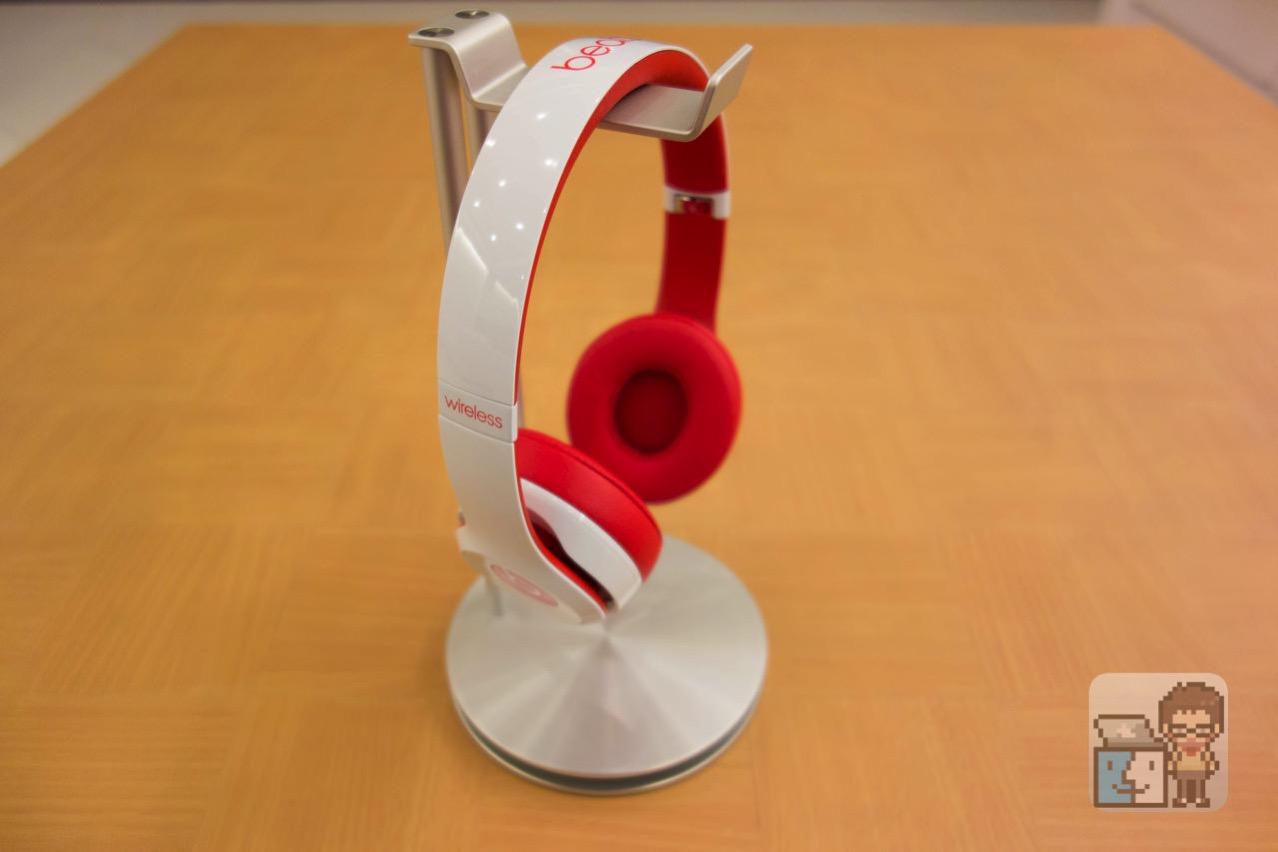 【レビュー】Apple製品に馴染むアルミ製ヘッドホンスタンド「Just Mobile HeadStand」