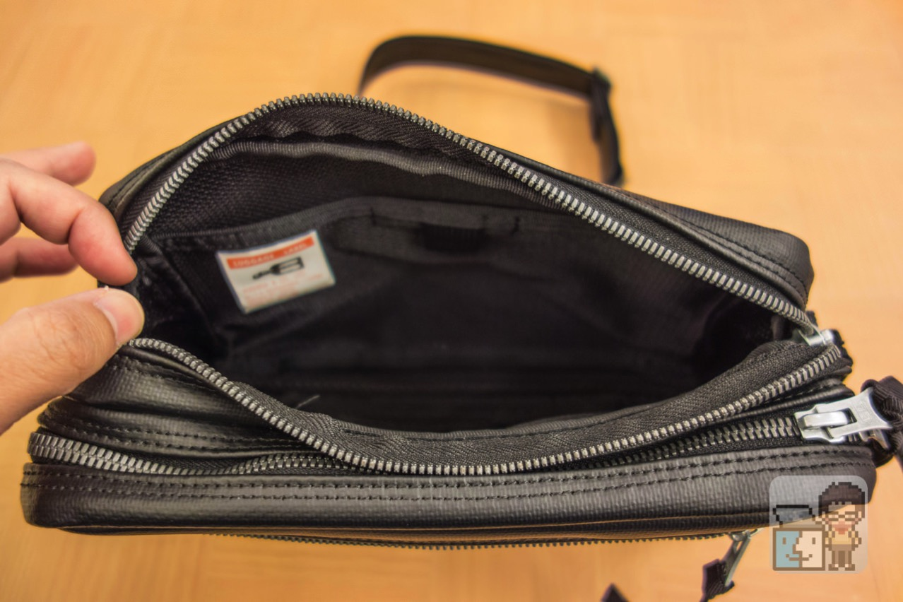 Luggage label new liner shoulder bag2