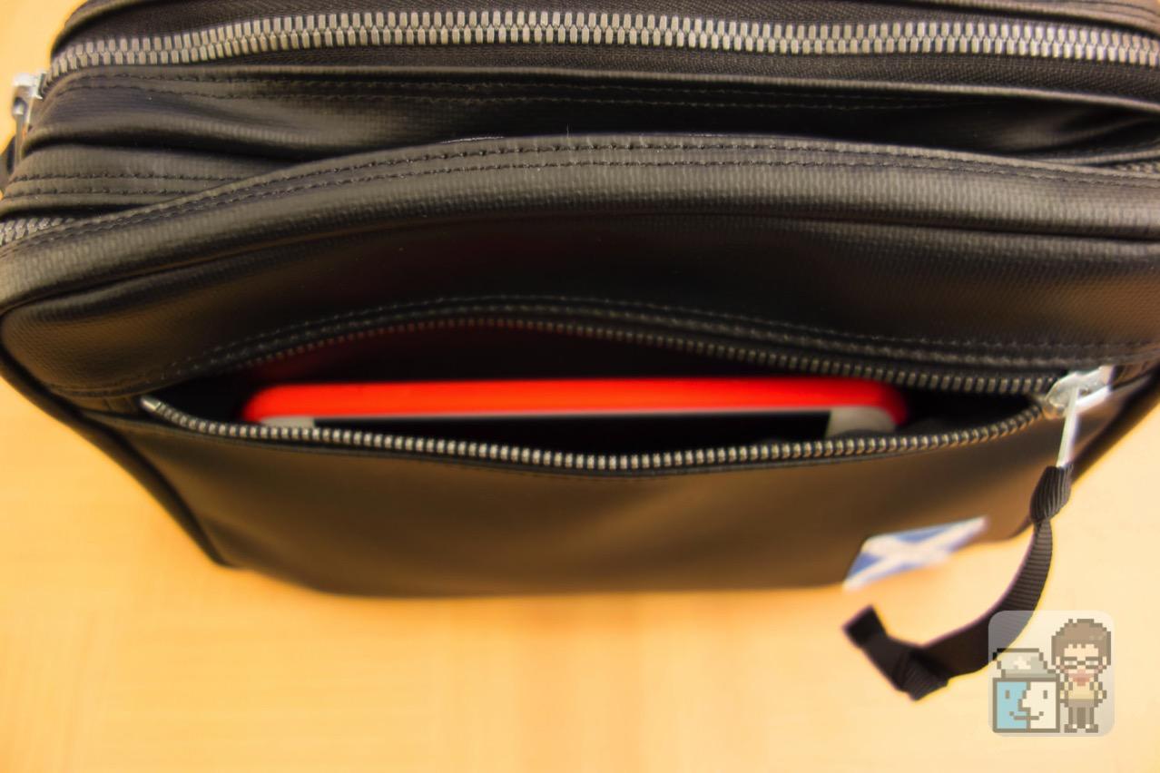 Luggage label new liner shoulder bag4
