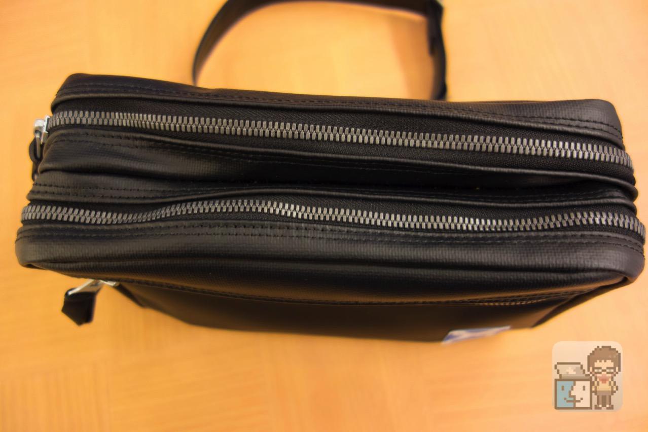 Luggage label new liner shoulder bag5