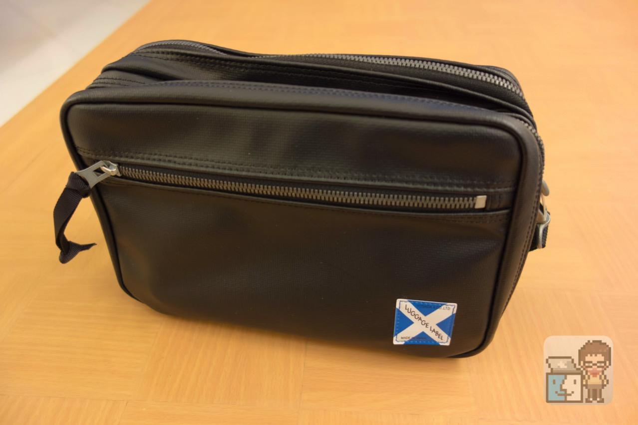 Luggage label new liner shoulder bag8