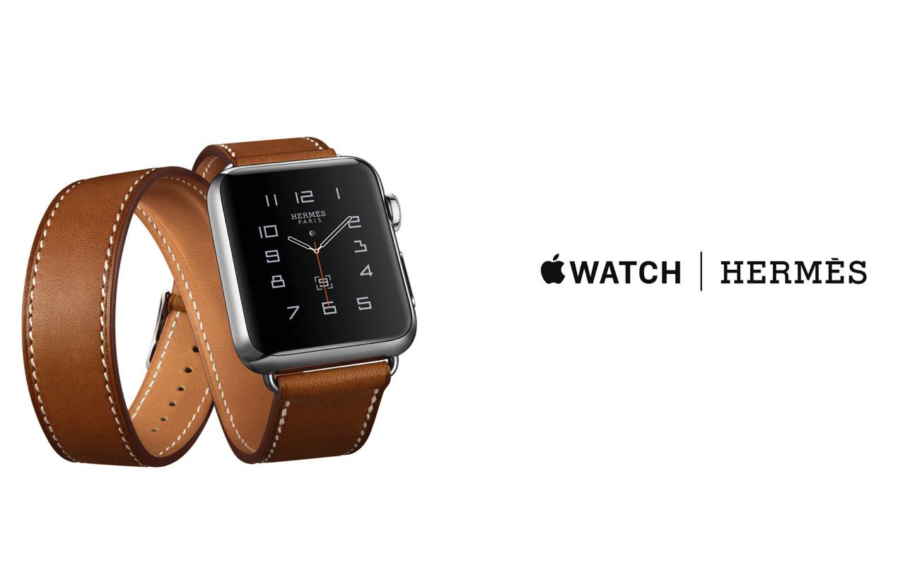 「Apple Watch Hermès(エルメス)」、アップルオンラインストアで販売開始
