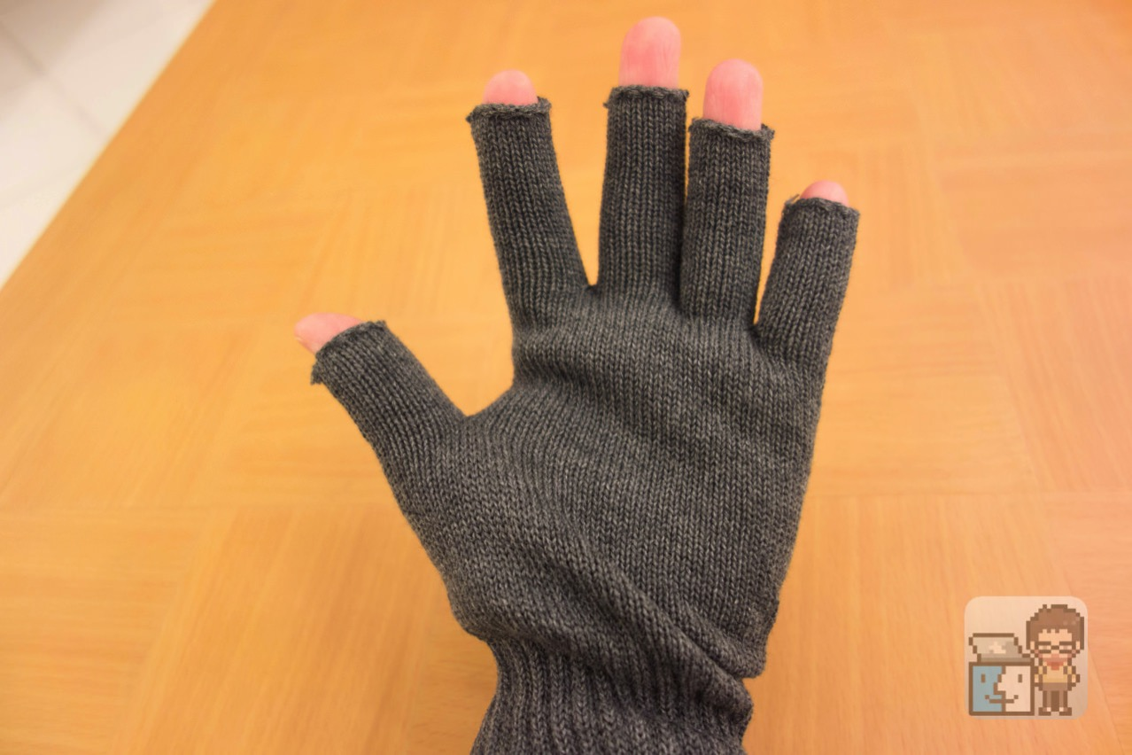 Smartphone of gloves 20164