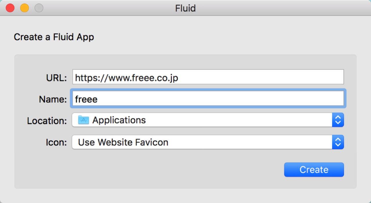 Fluid for mac5