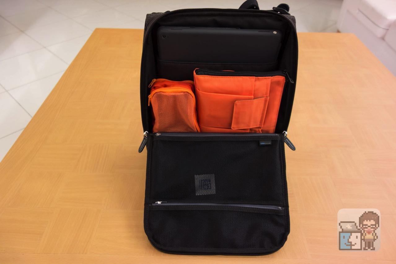 Review hiraku pc bag mini19