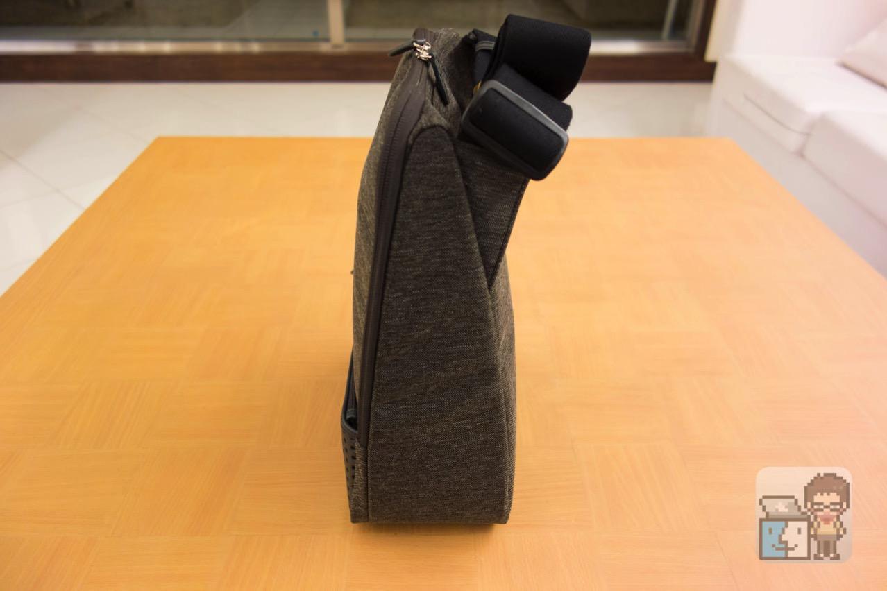Review hiraku pc bag mini8