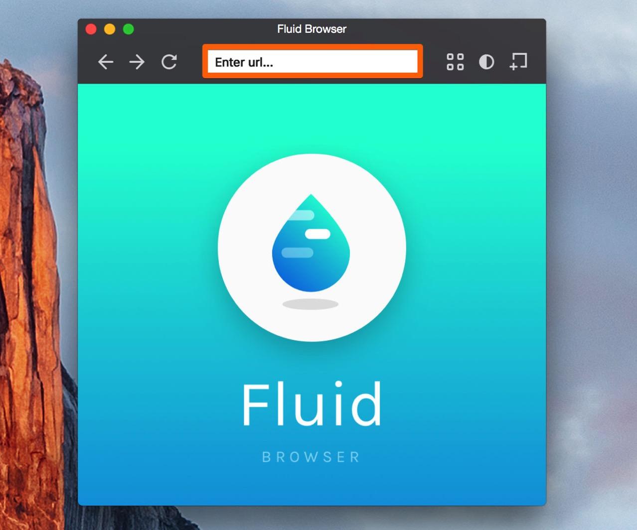 Fluid browser8