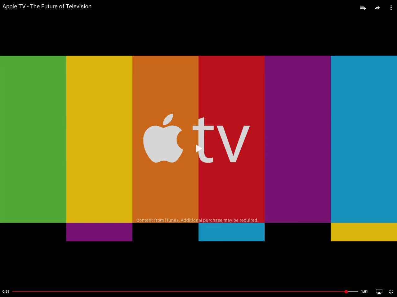 Ios app youtube corresponding to resolution of ipad pro1