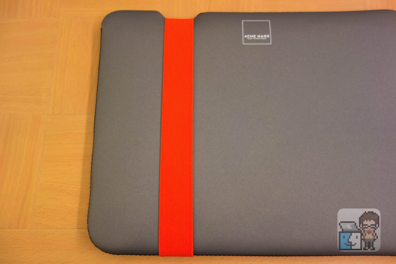 Acme made 12 inch skinny sleeve for macbook6