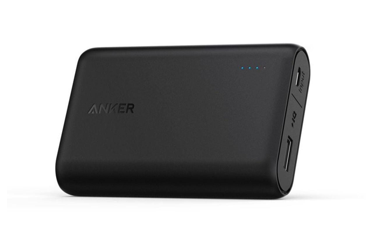 世界最小で最軽量!カードサイズの大容量モバイルバッテリー「Anker PowerCore 10000」登場!