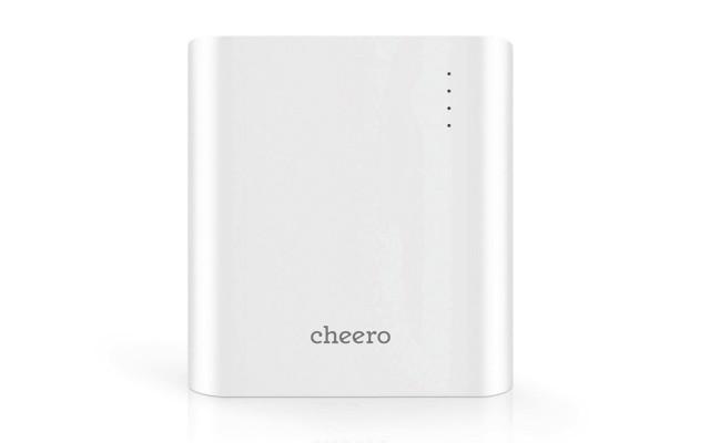 限定1,000個!大人気モバイルバッテリー「cheero Power Plus 3」が本日限りで20%オフセール実施中!