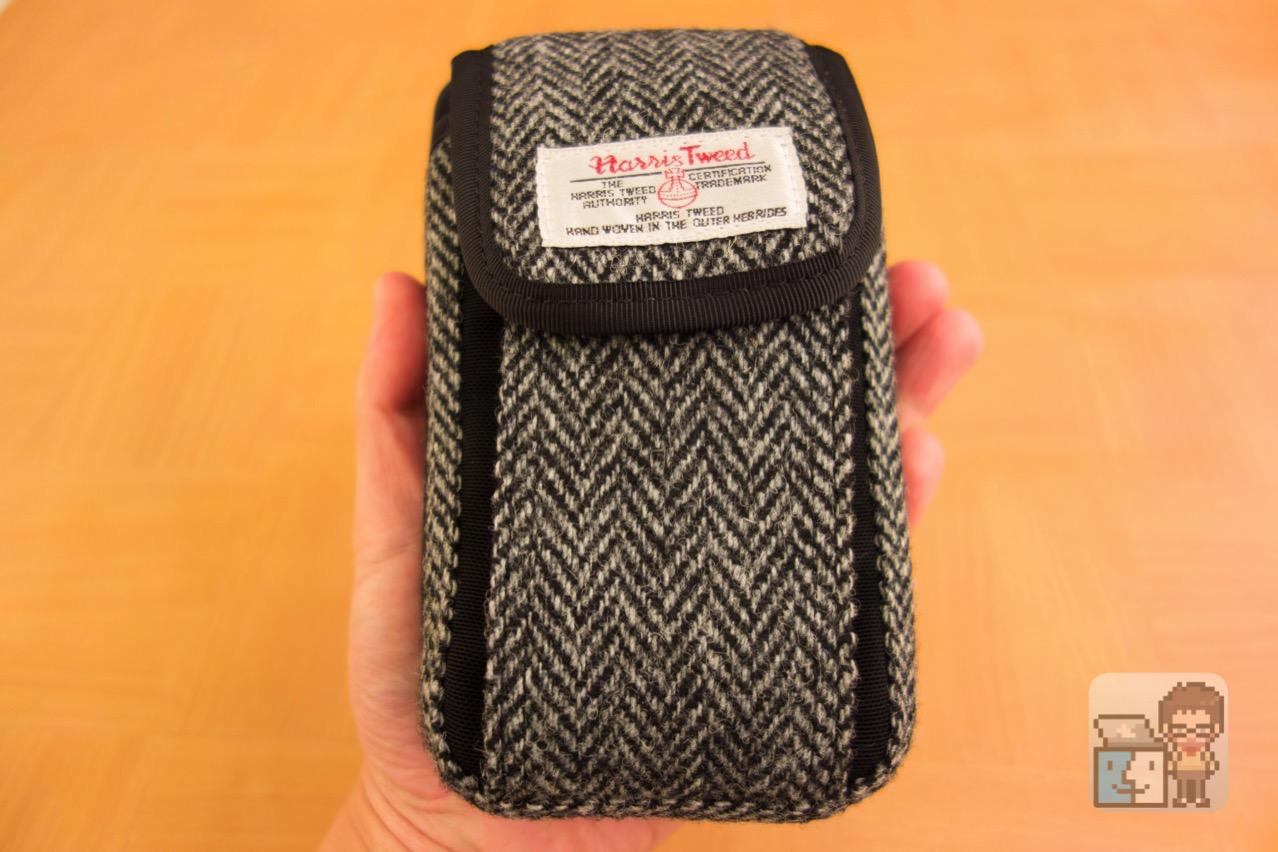 Dual slot case harris tweed edition8