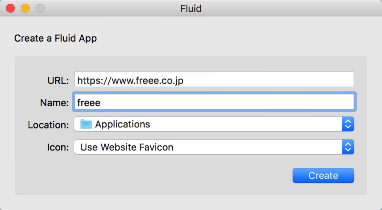 Fluid for mac5