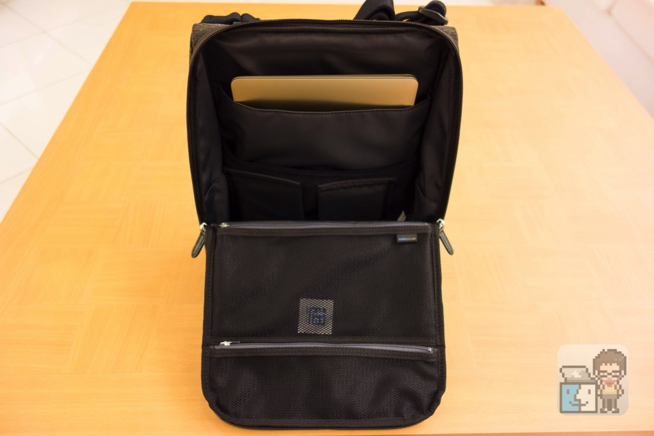 Review hiraku pc bag mini1