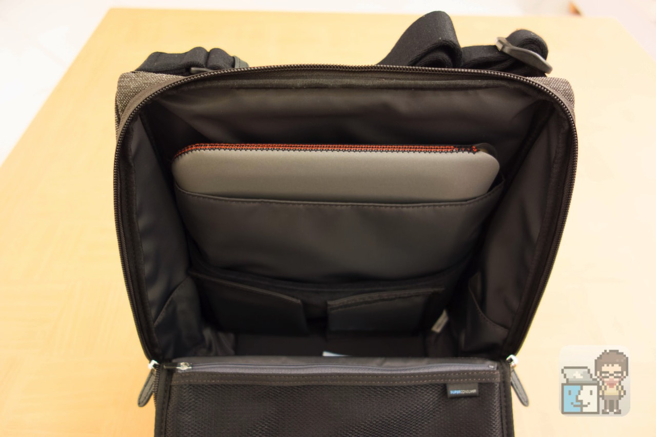 Review hiraku pc bag mini22