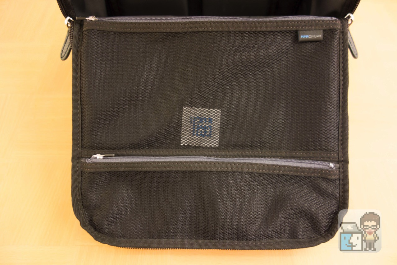 Review hiraku pc bag mini3