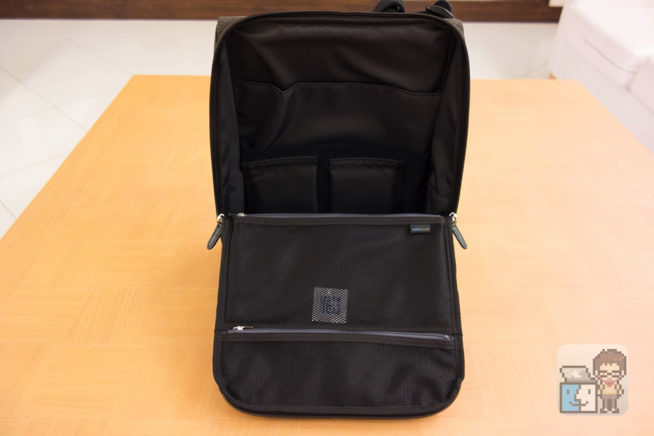 Review hiraku pc bag mini4