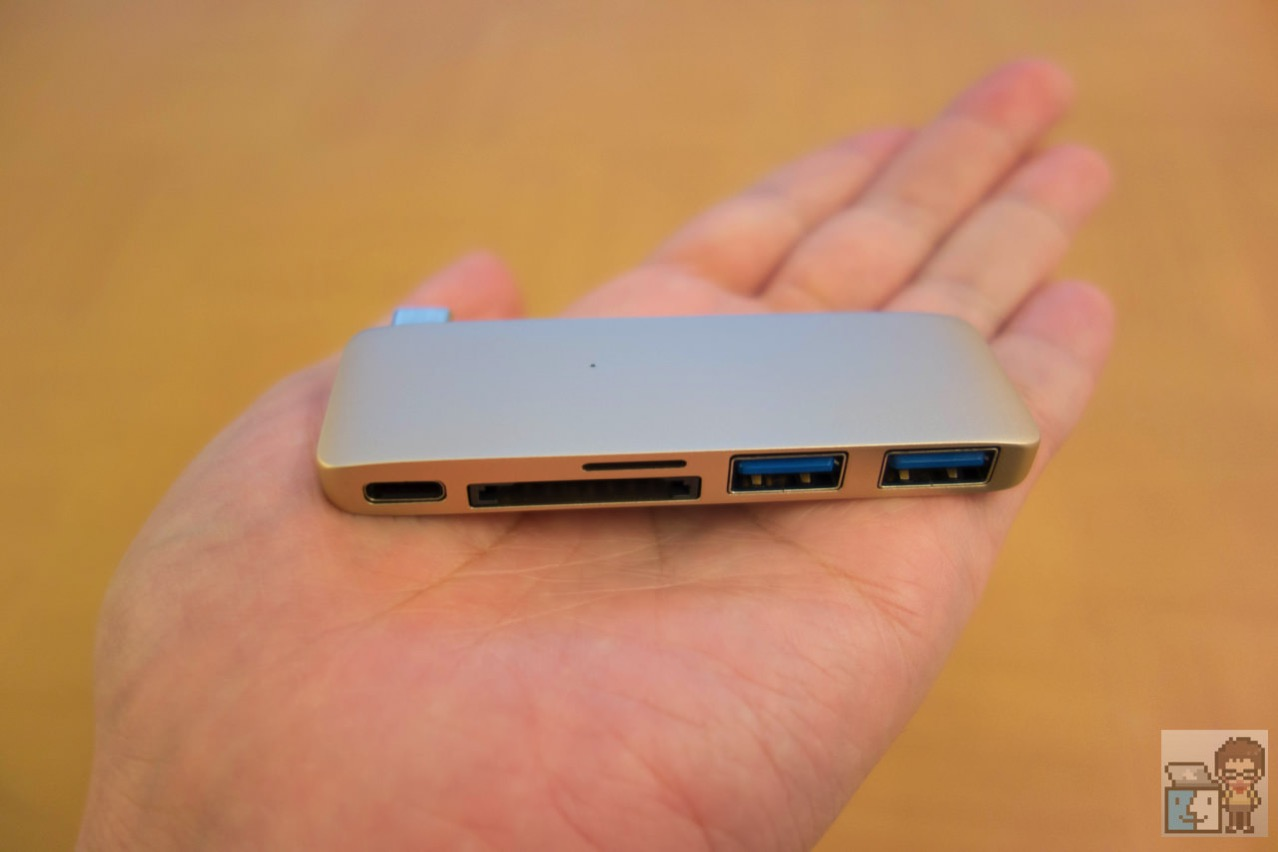 Review satechi type c pass through usb hub with usb c charging port10
