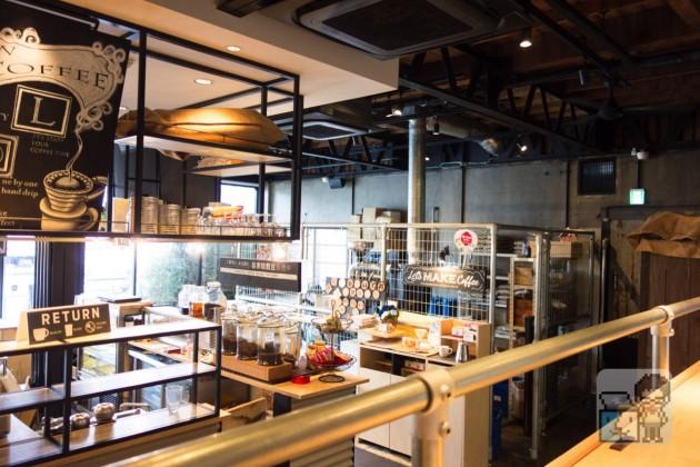 【北千住】ゆったりと癒される電源カフェ「SLOW JET COFFEE(スロージェットコーヒー)」