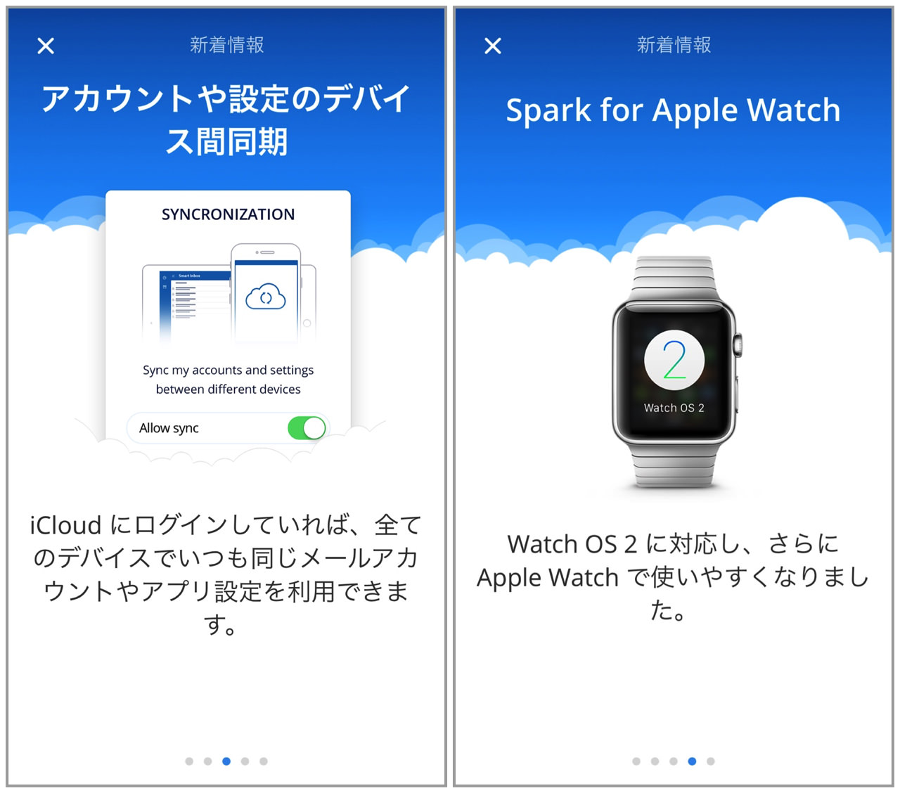 Spark for ipad release2