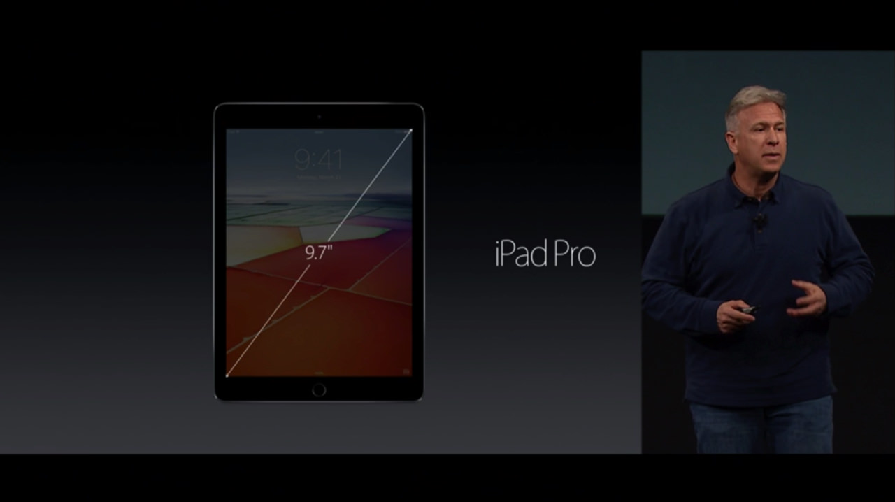 Apple has officially announced the ipad pro 9 7 inch15