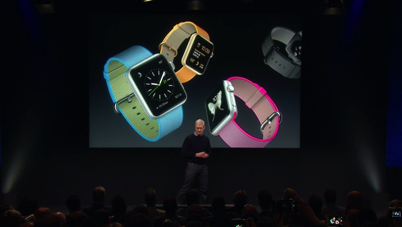 Apple has officially announced apple watch new band5