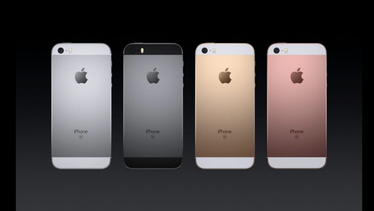 Apple has officially announced iphone se2