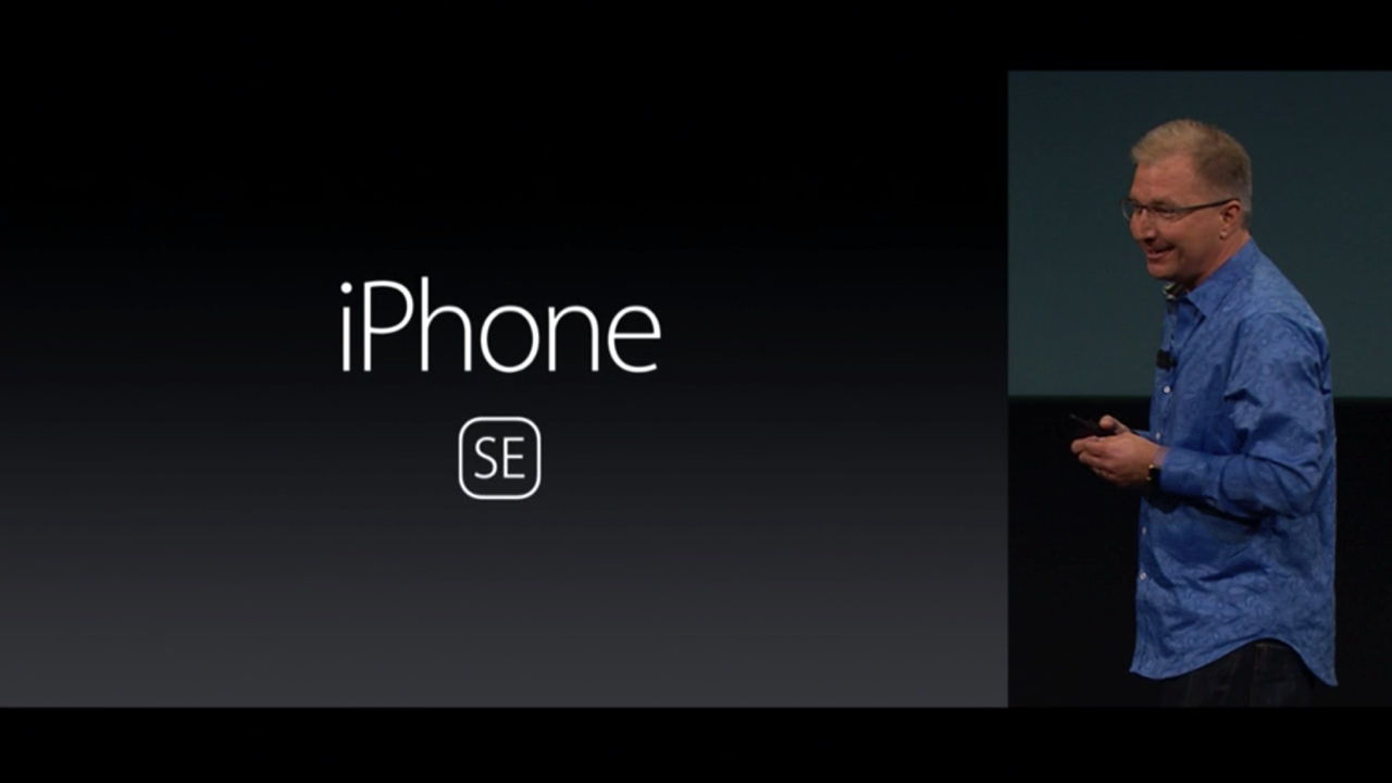 Apple has officially announced iphone se9