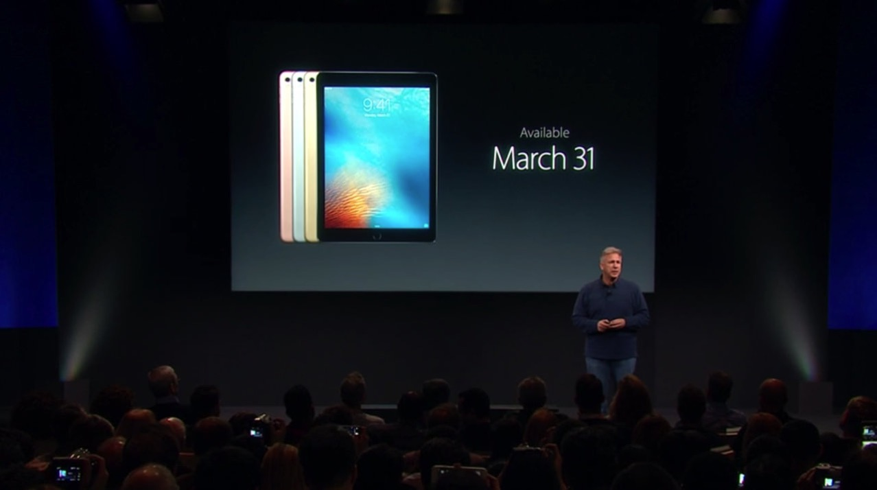 Apple has officially announced the ipad pro 9 7 inch7
