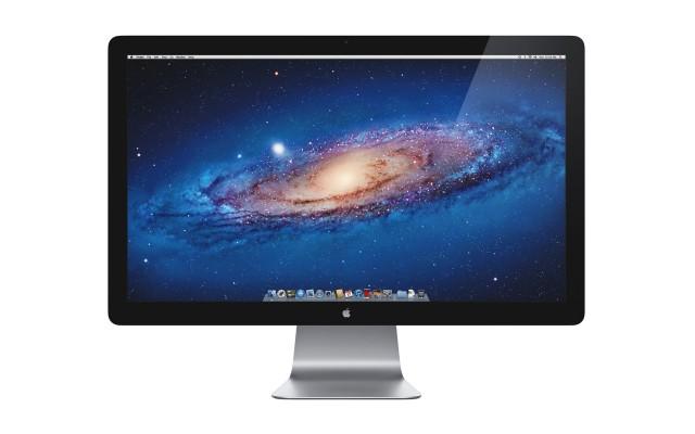 Apple、専用GPUを搭載した5K対応の新型「Thunderbolt Display」を発表か?!