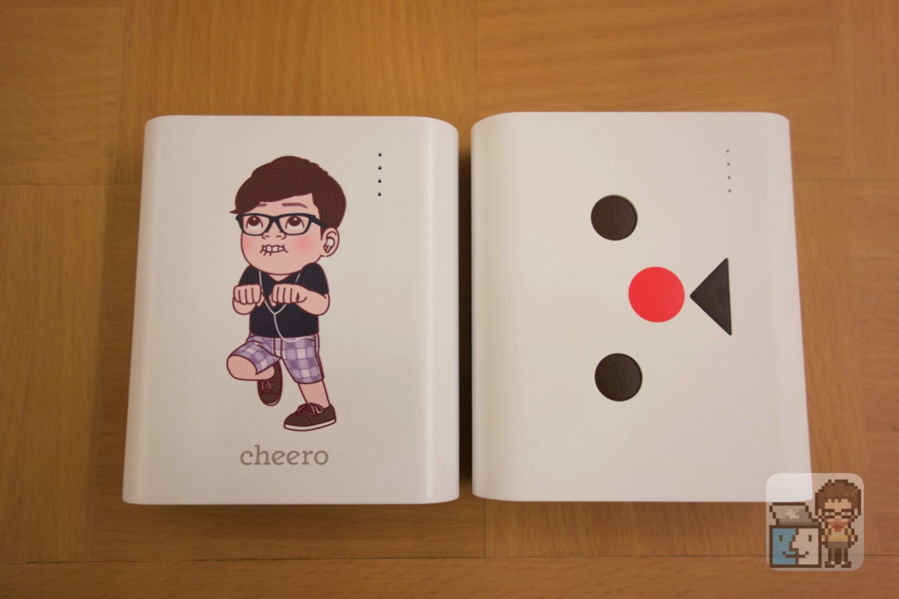 Cheero cheero power plus 3 13400mah danboard1