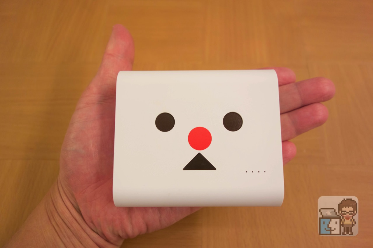 Cheero cheero power plus 3 13400mah danboard7