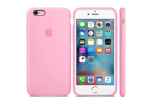 【iPhone 6s/6s Plus】新色のシリコーンケースがApple Online Storeに登場!