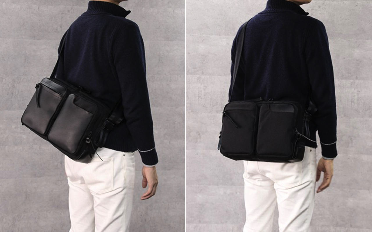 Reservation of the small shoulder bag 4g for the tablet started1