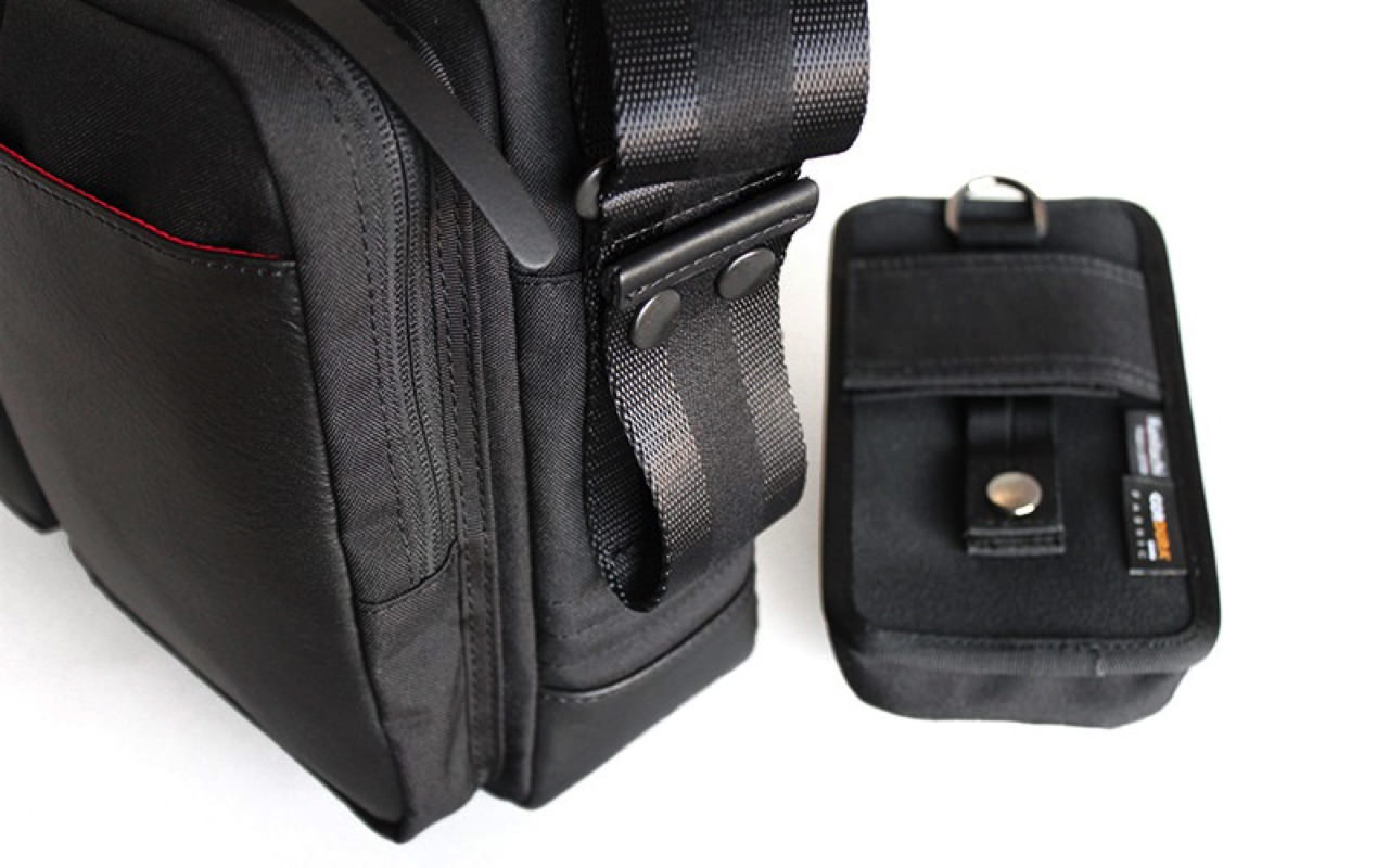 Reservation of the small shoulder bag 4g for the tablet started4