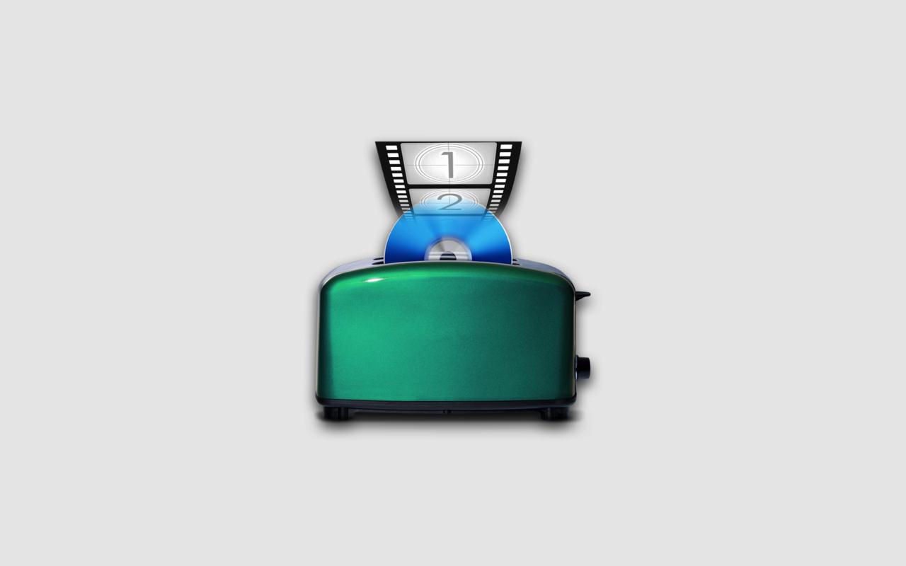 「iDVD」の代わりに!Mac向けDVD作成アプリ「Toast DVD」