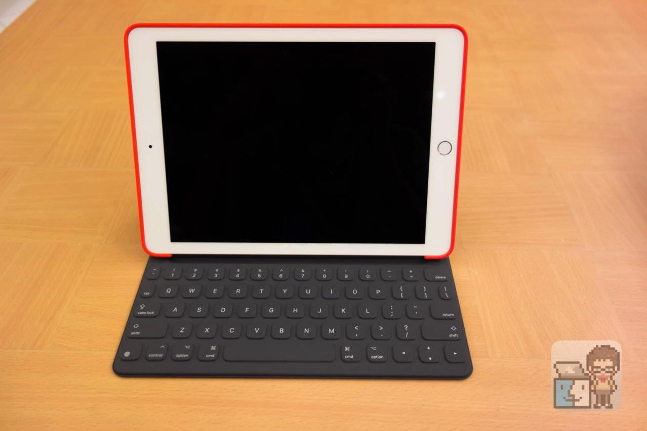 【レビュー】iPad Pro 9.7インチ Smart Keyboard(スマート・キーボード)を使ってみた