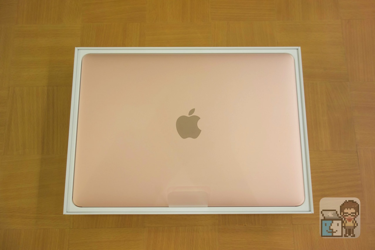 Acbook 12 inch early 2016 rose gold photo review3