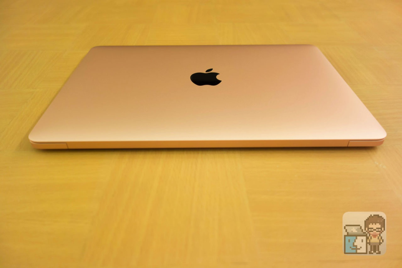 Acbook 12 inch early 2016 rose gold photo review6