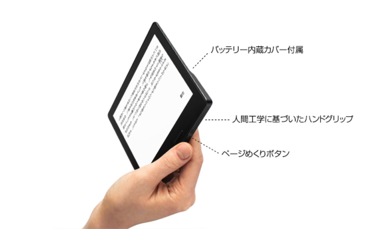 Amazon kindle oasis3