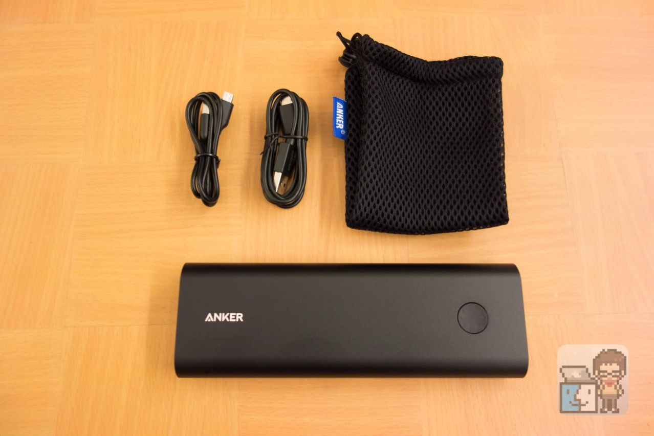 Anker powercore plus 20100 usb c2