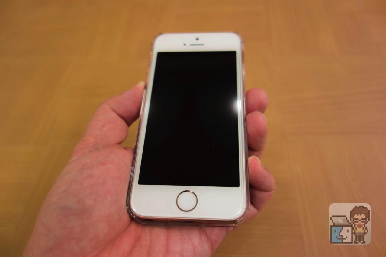 Anker slimshell iphone se3