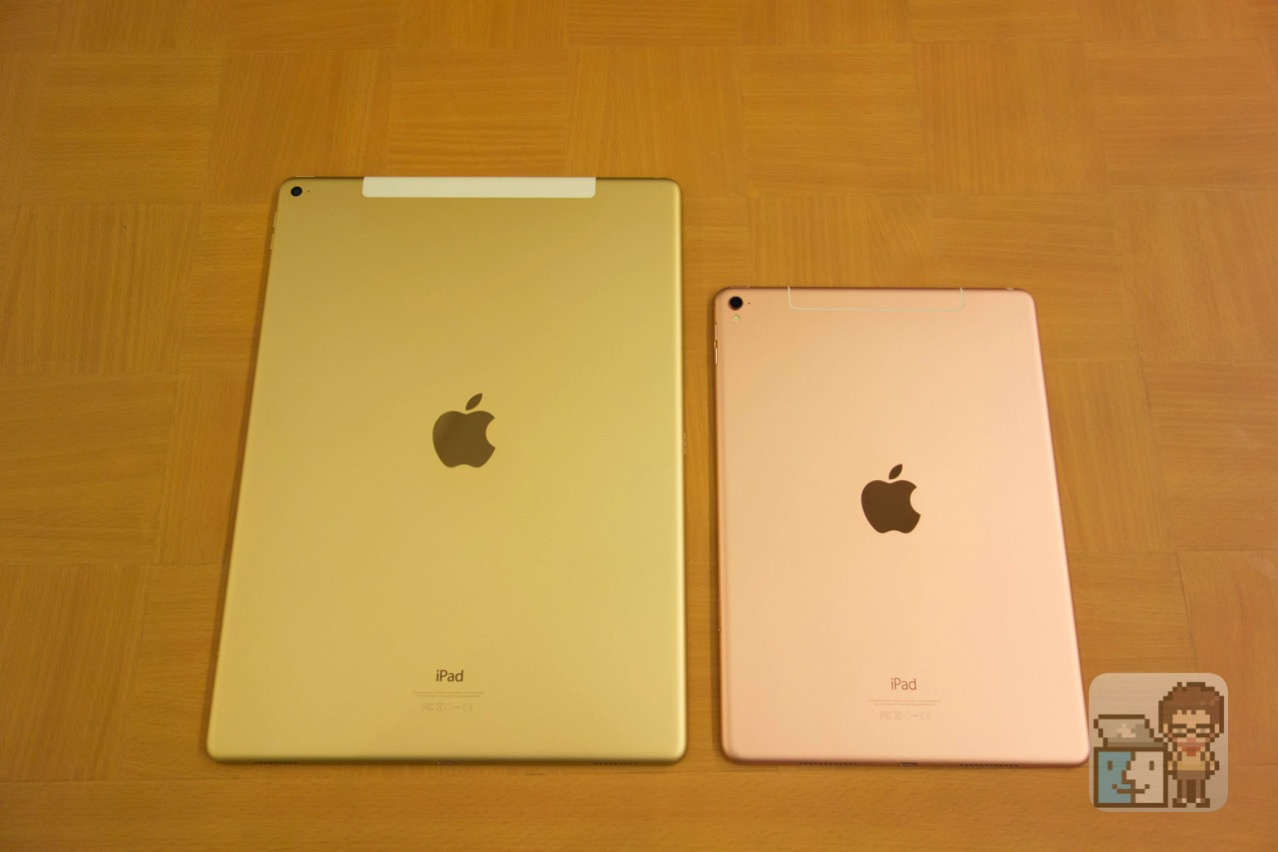 Ipad pro 9 7 inch rose gold 128gb4