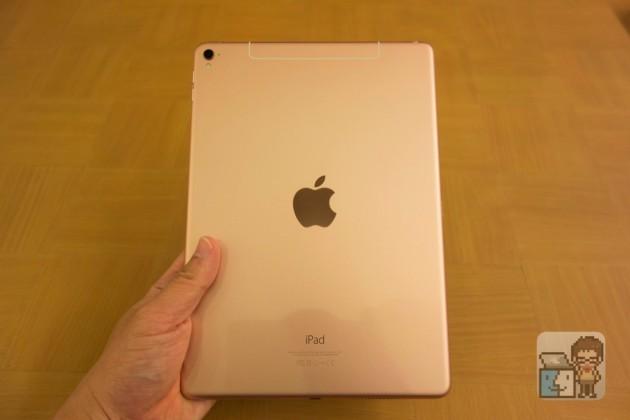 iPad Pro(9.7インチ)ローズゴールド 128GB 開封フォトレビュー